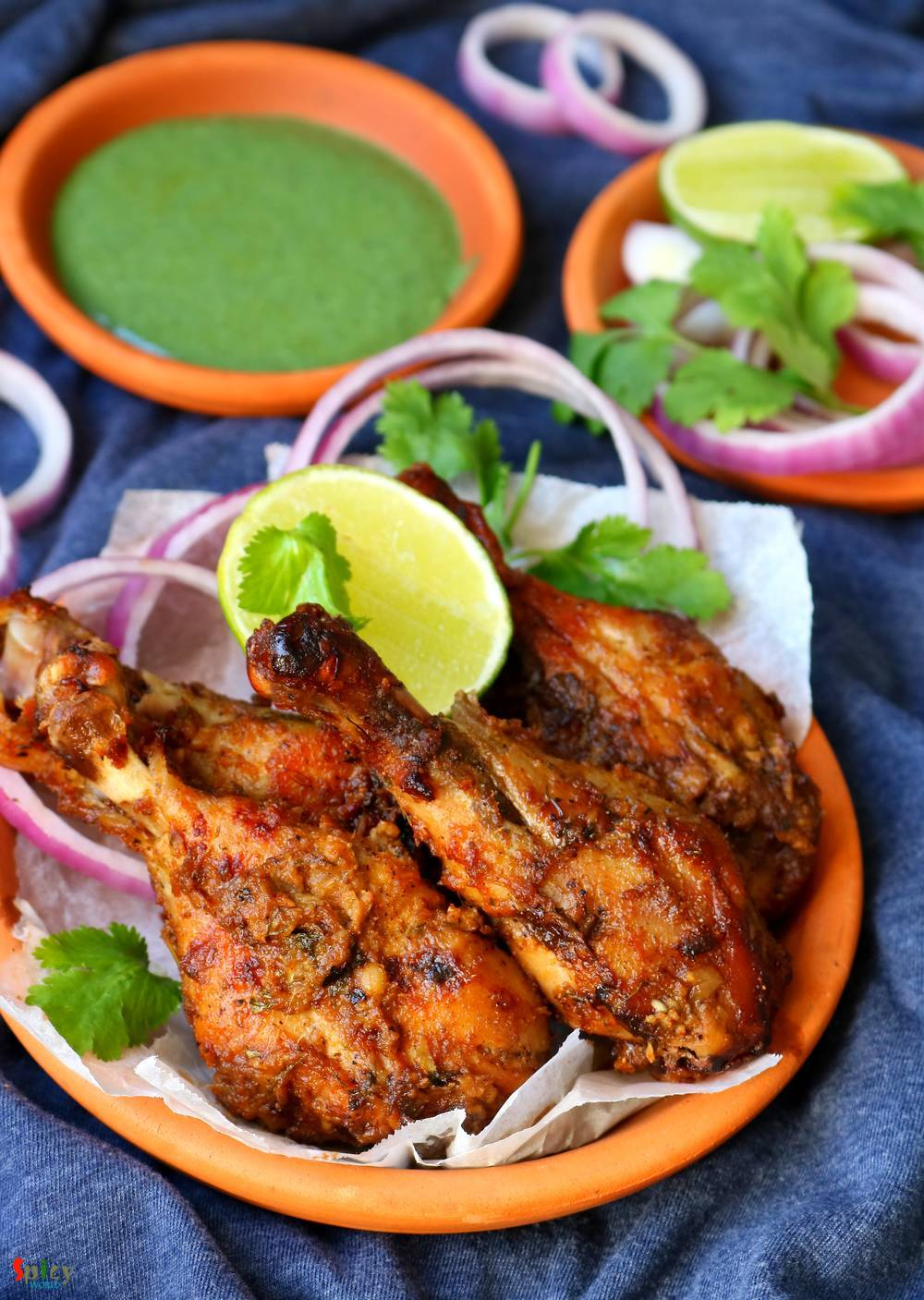 Bhatti Ka Murgh Spicy World Simple And Easy Recipes By