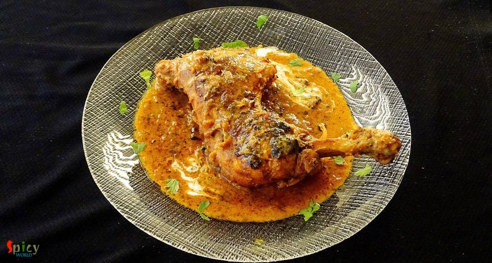 Cooking Step: Butter Chicken / Murgh Makhani