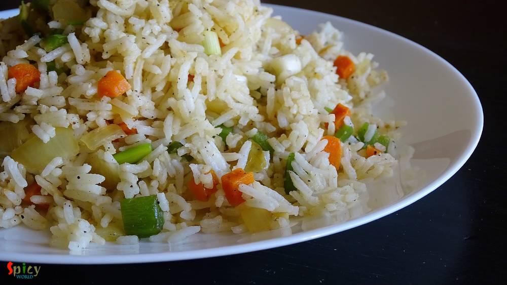Chinese (style) Fried Rice