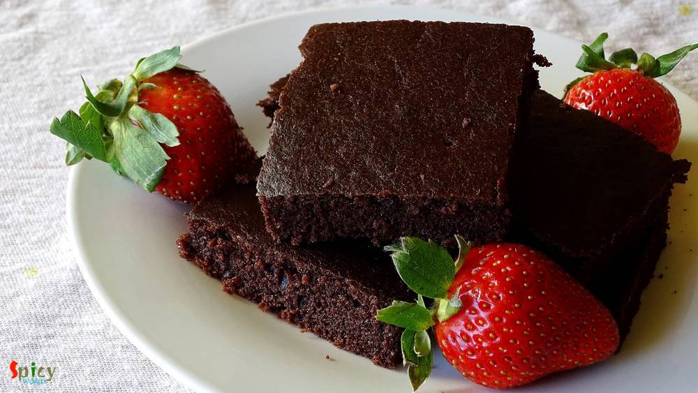 Chocolate Cake Squares (Vegan)