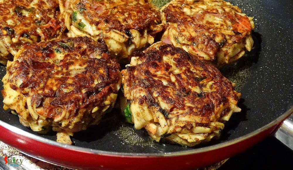 Cooking Step: Crab Cakes / Crab Patties