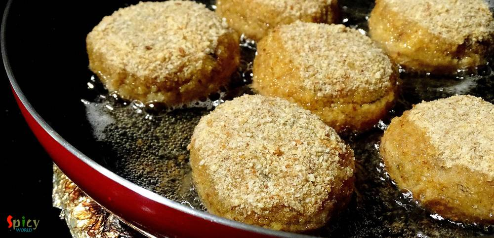 Cooking Step: Macher Chop / Fish Croquettes / Fish Chop / Fish Cake