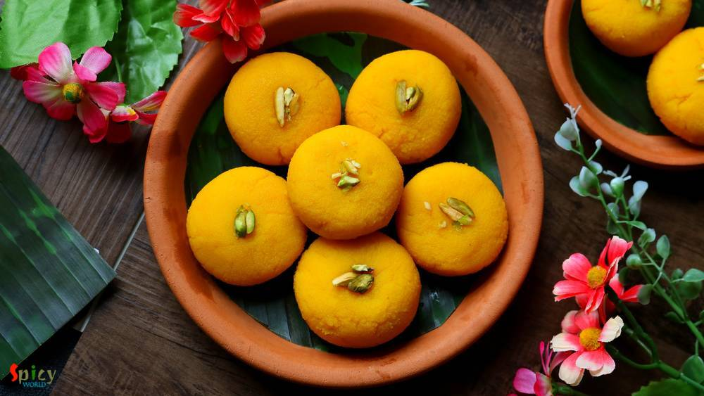 Mango Sandesh / Aam Sondesh