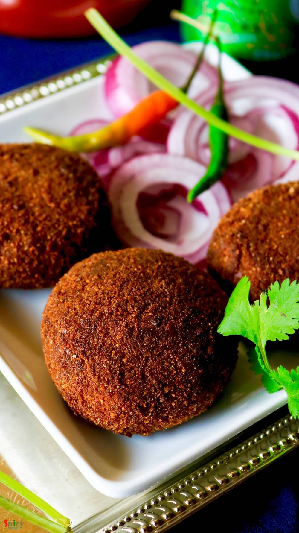 Mangsher Chop / Mutton Croquettes