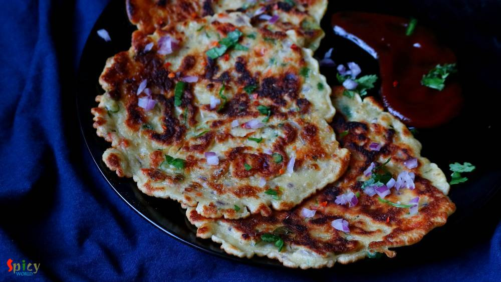 Indian Savory Pancake