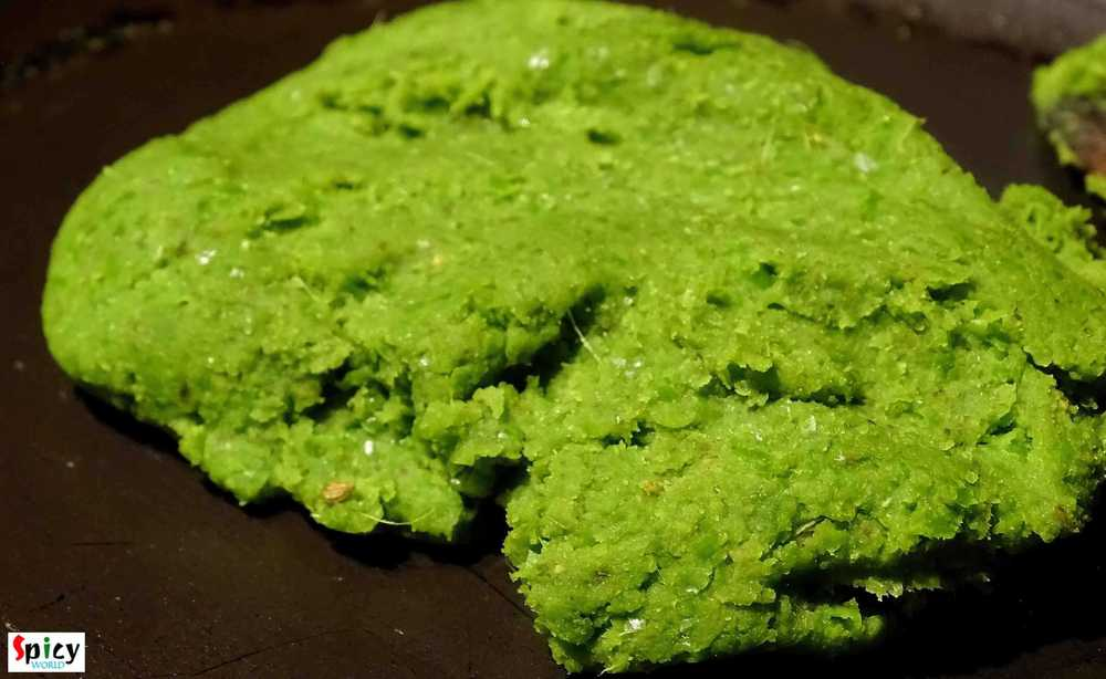 Cooking Step: Koraishutir Kochuri / Green peas Kachori