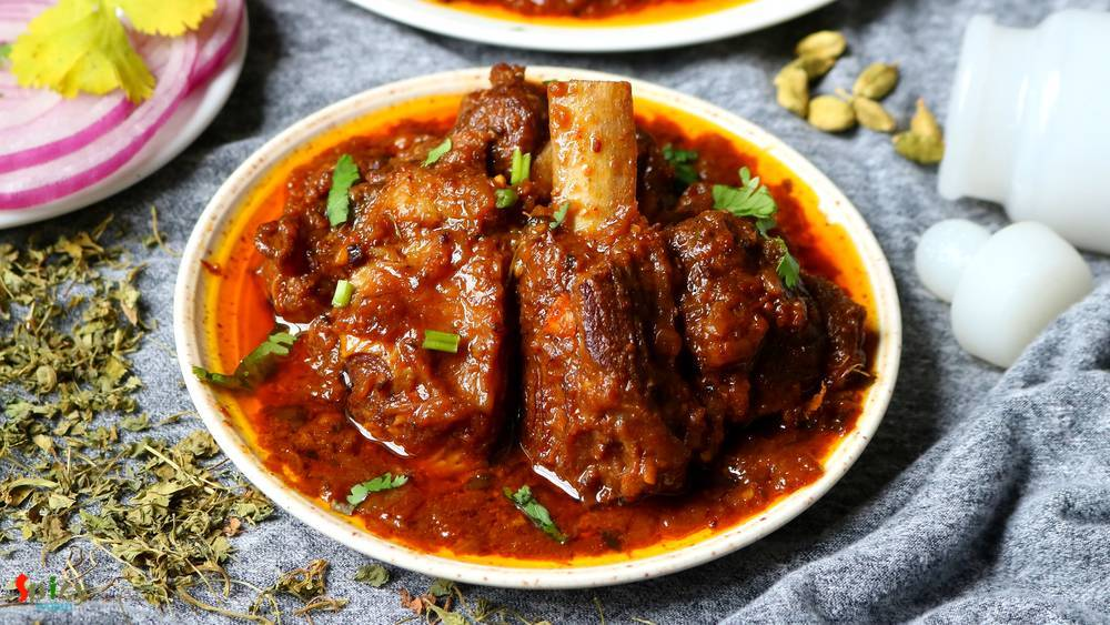 Punjabi Mutton Curry