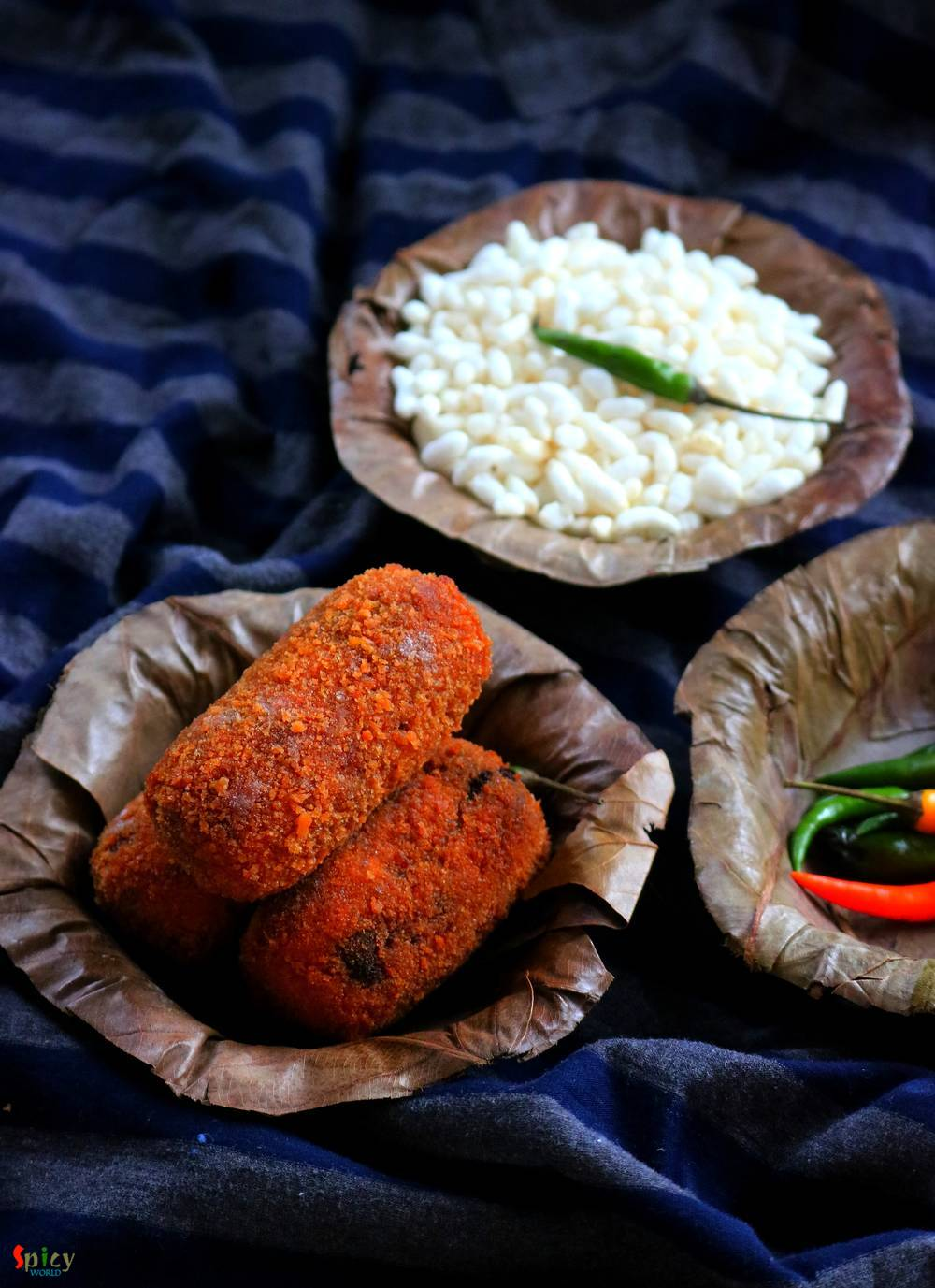 Vegetable Chop / Vegetable Cutlets  / Beetroot Cutlets